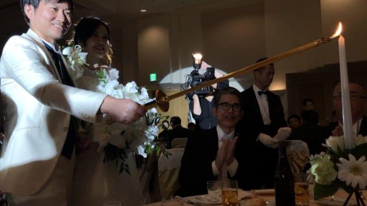 外科医 Nかもと先生ご結婚