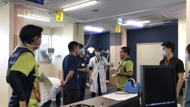 新型感染症対策シミュレーション