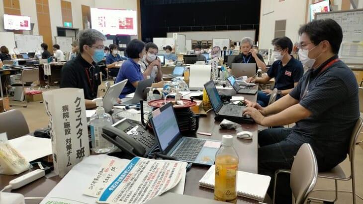 沖縄県新型コロナウイルス感染症対策本部